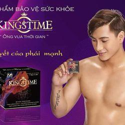 KingsTime ZN – Tăng Cường Khả Năng Sinh Lý Nam Giới