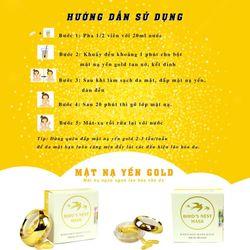 Nạ Yến Gold Vychi giá sỉ, giá bán buôn