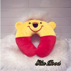 Gối cổ hình gấu pooh