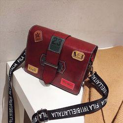 Túi đeo chéo nữ Medal 23 dây bản rộng THL01 giá sỉ, giá bán buôn