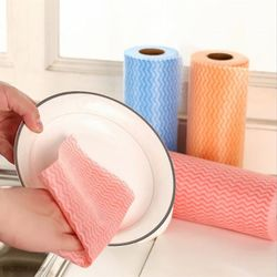 Khăn vải không dệt lau nhà bếp giá sỉ