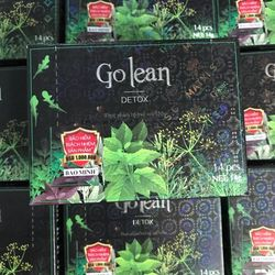 Trà giảm cân Golean detox giá sỉ