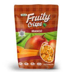 LÁT XOÀI KHÔ GIÒN - DJ A Fruity crispsmango 40g giá sỉ