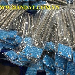 Dây cấp nước inox dây dẫn nước bình nóng lạnh ống mềm kết nối đầu phun chữa cháy nhà sản xuất DandatFlex giá sỉ