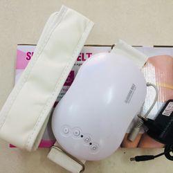 Slimming belt- Đai Rung Giảm Mỡ Bụng -Đem lại vòng eo nhỏ nhắn săn chắc giá sỉ