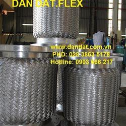Các mặt hàngKhớp nối HCN DN 450 X 350M- khớp nối mềm -khớp nối mềm inox giá sỉ