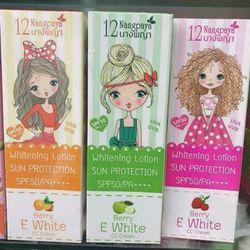 Kem body BERRY E WHITE CC CREAM Thái Lan giá sỉ, giá bán buôn