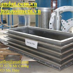 Ống chịu nhiệt đàn hồi có mặt bích-khớp co giãn nhiệt khớp giãn nở khớp co giãn ES200 giá sỉ