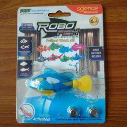 Cá Robot Tự Bơi Trong Nước Cho Trẻ Nhỏ giá sỉ