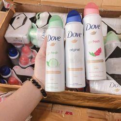 Xịt khử mùi Dove 48h Anti-Perspirant giá sỉ