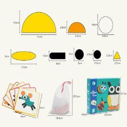 Bộ Đồ Chơi Giáo Dục Theo Phương Pháp Montessori Fun Board giá sỉ