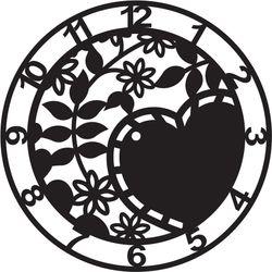 Đồng hồ treo tường trang trí nhà cửa J22 giá sỉ