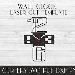 Đồng hồ treo tường trang trí nhà cửa J8 giá sỉ