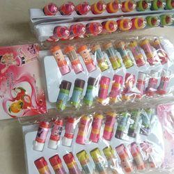 Set sonon Trái Cây mini jelly 1 hộp 36 cây giá sỉ
