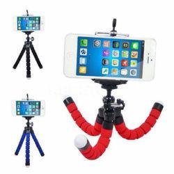 Giá đỡ 3 chân cho máy ảnh - điện thoại kéo bẻ uốn dẻo thoải mái chân bạch tuột nhền nhện giá sỉ