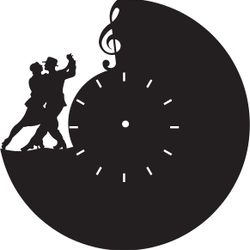 Đồng hồ treo tường trang trí nhà cửa J9 giá sỉ
