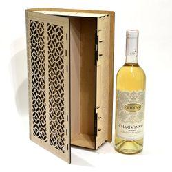 Hộp rượu đôi để rượu vang đà lạt giá sỉ