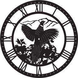 Đồng hồ treo tường trang trí nhà cửa J29 giá sỉ