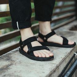 sandal nam nữ msp 145 đen tím giá sỉ, giá bán buôn