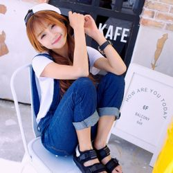 sandal nữ mã 6210 đen giá sỉ