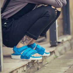 sandal xanh nam nữ giá sỉ
