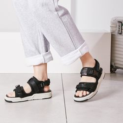 sandal nam nữ 6210 ghi giá sỉ, giá bán buôn