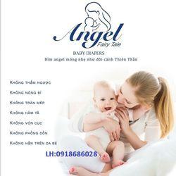 Tã dán Angel đủ size MLXLXXL giá sỉ