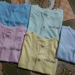 áo sơ sinh cq kids giá sỉ