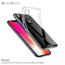 BOROFONE Ốp lưng trong Iphone X BI1 giá sỉ