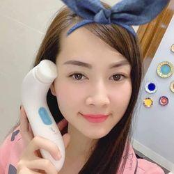 Máy rửa mặt cọ Super Nano Flawless - Công nghệ Nhật Bản giá sỉ