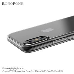BOROFONE Ốp lưng trong Iphone XS Max BI1 giá sỉ