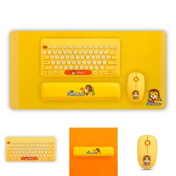 Bộ phím chuột không dây FD LK586 giá sỉ