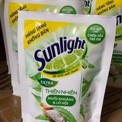 Nước rửa chén sunlight hàng dùng thử giá sỉ