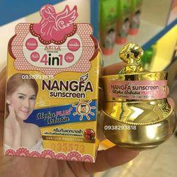 Kem Trắng Da Chống Nắng Che Khuyết Điểm Nangfa Sunscreen Ariya SPF 50 Thái Lan giá sỉ