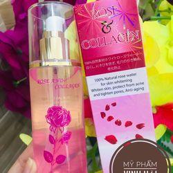 Nước Hoa Hồng Karashe Rose and Collagen giá sỉ