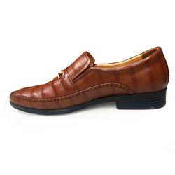 Giày lười nam da bò thật công ty