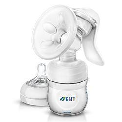 Máy hút sữa Avent BPA free Trắng Tặng bình sữa Dr Brown 120ml giá sỉ
