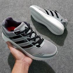Giày Thể Thao Nam Nữ Xám Sọc Đen giá sỉ, giá bán buôn