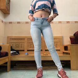 Quần Jeans đính đá Swarovki giá sỉ