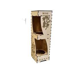 Hộp rượu vang trang trí làm quà tặng jonnydecor J8 giá sỉ