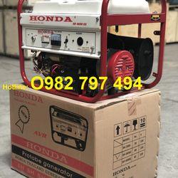 Mua máy phát điện Honda 3kw-sh4500ex nhập Thái lan ở đâu rẻ giá sỉ, giá bán buôn