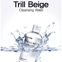 NƯỚC TẨY TRANG DÀNH CHO MẶT MẮT MÔI MILKY DRESS TRILLBEICE CLEANSING WATER 250 ml DSMWBM32 giá sỉ