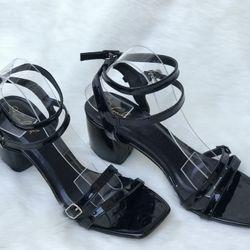 Giày Sandan gót trụ 5 phân S101 giá sỉ giá sỉ