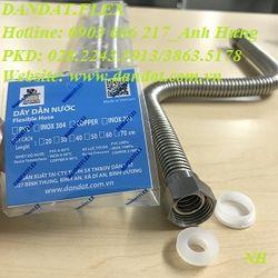 Sản xuất theo nhu cầu khách hàng ống cấp nước inox giá sỉ, giá bán buôn
