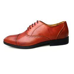 Giày tây da bò thật Patina GCS20 giá sỉ