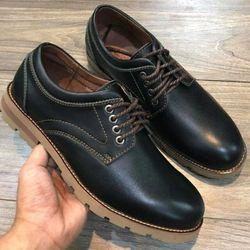 Giày boot nam cổ ngắn hàng suất khẩu giá sỉ