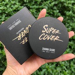 Phấn Phủ Nén Chống Nắng SPF15 Sivanna Colors Super Cover giá sỉ
