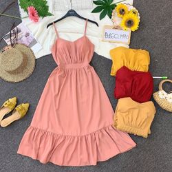 Đầm babu doll giá sỉ, giá bán buôn