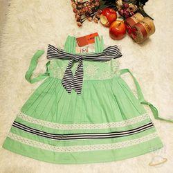 Đầm kaki phối giá sỉ, giá bán buôn