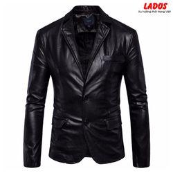 Áo khoác da vest giá sỉ